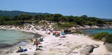 Chalkidiki. Greece